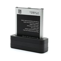 Portable USB Battery Charger Desktop Cradle Dock for Samsung Galaxy S3 i9300
