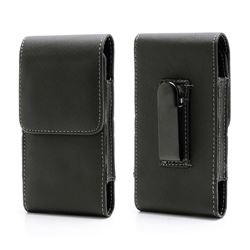 Belt Clip Leather Pouch Case for Samsung Galaxy S5 G900
