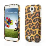 Leopard Hard Case for Samsung Galaxy S4 IV i9500 i9505