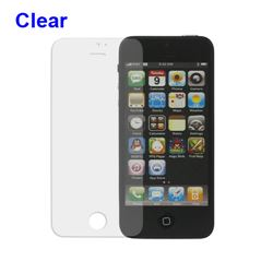LCD Screen Protection Film for iPhone 5s / iPhone 5 - HD Clear
