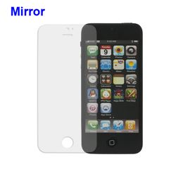 LCD Screen Protector Guard for iPhone 5s / iPhone 5 - Mirror
