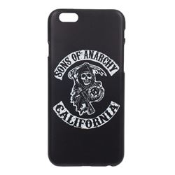 SOA Sons of Anarchy Painting Plastic Case for iPhone 6 6s (4.7 inch)