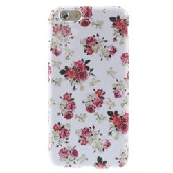 Blooming Rose TPU Back Cover for iPhone 6 (4.7 inch)