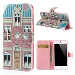 European Architecture Leather Cover for iPhone 6 (4.7 inch)
