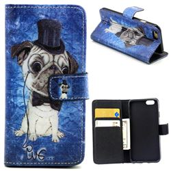 Dr. Dog Leather Wallet Case for iPhone 6 (4.7 inch)