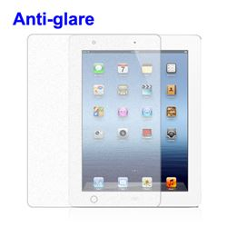 High Quality Anti-glare LCD Screen Protector for iPad 2nd 3rd Generation The New iPad 4G LTE / Wi-Fi